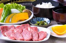3種の鳳来牛が美味『バーベキューセット』