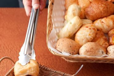 香ばしいかおりがたまらない『焼きたてパン』