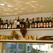 おいしいお酒も多数そろっています