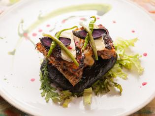 リクエストに応じた料理が自慢、本日のおすすめ『焼き魚』