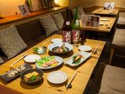 個室 芳寿豚と日本酒のお店 だんらん家 大阪梅田店