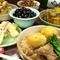 ≪豆八の自慢≫京都ならではの食材を使用したおばんざい