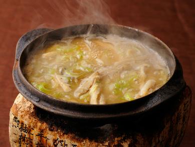 南部鉄の鍋でつくる『穴子の小鍋』