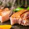 旨みが詰まった低カロリーの豚肉やヘルシーな鶏肉