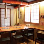 各種宴会に最適な6~16名様用完全個室