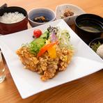 【地鶏スープ】ラーメン御膳