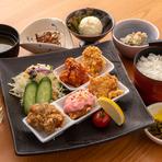 【桜島鶏 】チキン南蛮御膳