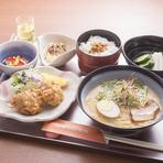 【国産豚】生姜焼き御膳