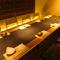 西麻布 プライベート感覚で利用できる、ゆったりとした個室。