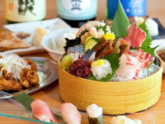 東京で味わえる新鮮で豊かな富山の食文化をアピール