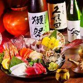 旬な魚と美味しいお酒で女子会はいかがですか!?