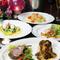 特別な時間を彩る『オーダーメイドのコース料理』
