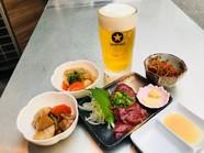 1000円 飲み物1杯(生ビールor酎ハイ)