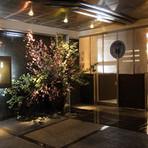 昭和18年創業。地産池消にこだわった日本料理店