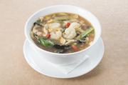 杏仁豆腐、薬膳ゼリー、チャイナパフェ