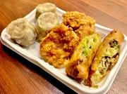 五目焼きそばor五目炒飯 +300で天津飯 中環(セントラル)に変更できます。
