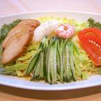 夏は冷麺!! 天津飯店の特製冷麺を是非ご賞味下さい!!