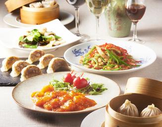 王道中華料理を存分に味わえるおすすめコース全8品