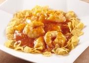 中華の定番料理。 上品な辛さが食欲を沸き立てます。