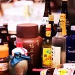 北京ダック、フカヒレスープ、大海老のXO醤炒め などが楽しめる全9品のコース。