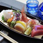 家族の団らんやお祝いごとにも、ヘルシーな魚料理はぴったり