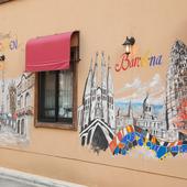 スペインから毎年持ち帰る絵皿や陶器に注目