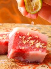名物! できたて爽やかな香りとふんわり食感の『ゆず釜豆腐』