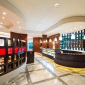 セルリアンタワー東急ホテルのロビー階にあるレストラン