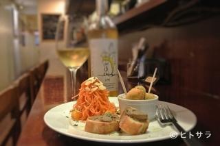 琴似バルの料理・店内の画像2