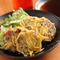 関西の郷土料理をアレンジした『そば餃子』