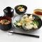 季節のお野菜やお魚、自家製豆腐が嬉しい「四季菜」ランチ