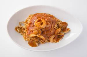海の幸がたっぷりの贅沢な味わい『ベビフェのペスカトーレ』