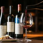 料理やワインについての話題など、お客様の興味や関心に応えることにも心がけたお店です。