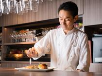 料理とワインのマリアージュを、心ゆくまでお楽しみください