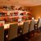 落ち着いた大人の空間でゆったりとお酒や料理が楽しめます
