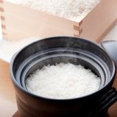 魚沼銀シャリ釜飯(2人前から承ります)