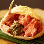 【月懐石】 お料理6品/食事/デザート 旬の食材で仕立てた軽めのコースとなっております。お料理は旬の素材を厳選し味わいを引き出す調理法にて、季節を感じていただけるお料理をご提供しております。