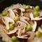 名残の鱧と出始めの松茸を同時に味わう『鱧と松茸の小鍋仕立て』