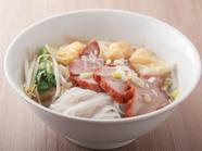 プリプリ海老ワンタン『特製ワンタン・チャーシュー麺』