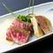 旬のお魚・牛ステーキ等全7品コース
