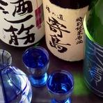 繊細な魚介料理を引き立てる日本酒