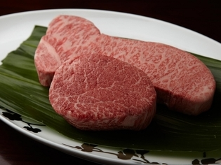 山形牛の持ち味を大切にした保存と調理を。