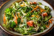 たっぷりの野菜を味わえる『チェンバンサラダ』