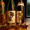 個性豊かな日本酒を揃え、さらにそれらを温度違いで味わえます