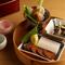 日本酒を何倍にも楽しませてくれる珍味が豊富