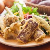 四季折々、季節の食材を、素材の味を活かした調理法で提供