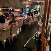 """≪しっとり和モダンな店内≫""""祇園""""で特別なディナーをご堪能"""