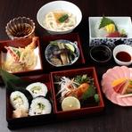 平日お昼限定 へべす寿司御膳