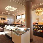 地元の名産品や、宮崎の名産品をセレクトしたショップ『多幸庵』