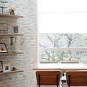 デートには、自然を望める窓際の席がおすすめ